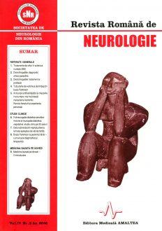 Romanian Journal of Neurology, Volume IV, No. 3, 2005